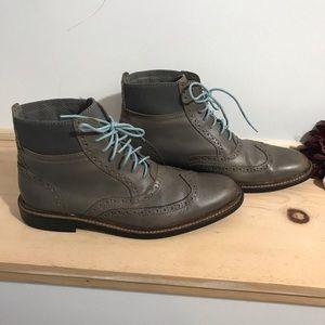 Original Penguin Leather Upper Shoes Size 9.5